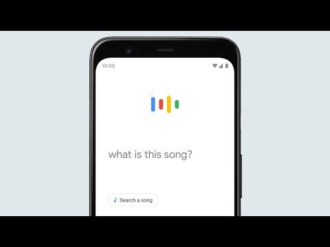 как да намерим песен в Google